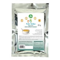 Düşük Proteinli Sebze Çorbası - 20 g