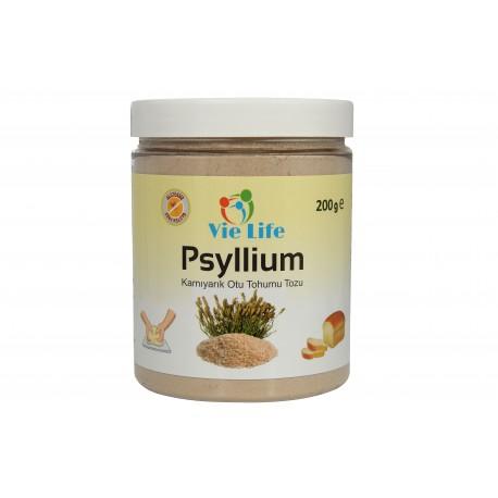 Psyllium - Karnıyarık Otu Tohumu Tozu - 200 g