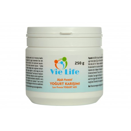 Düşük Proteinli Yoğurt Karışımı - 250 g