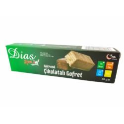 Dias Special Düşük Proteinli Çikolata Kaplı Gofret