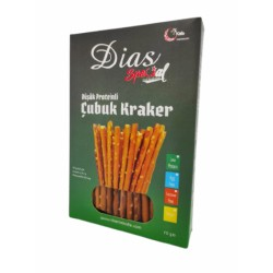 Dias Special Düşük Proteinli ince Çubuk Kraker